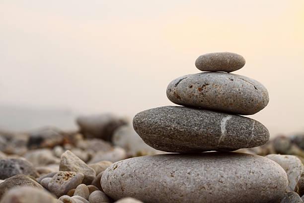 Zen Stones Wall Art