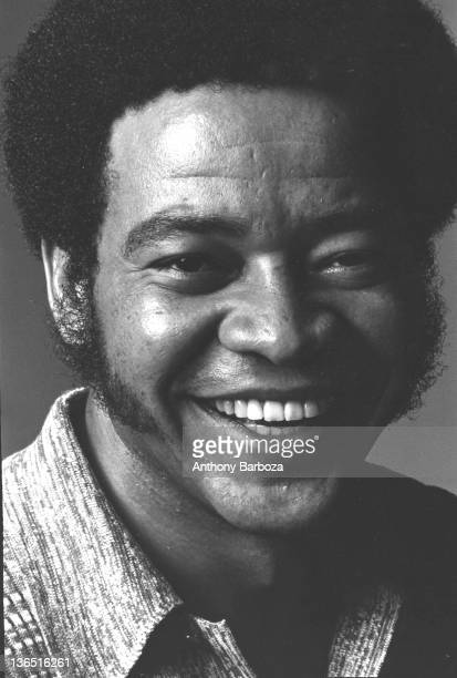 Close-up portrait of American singer Bill Withers, New York, New York, 1971.