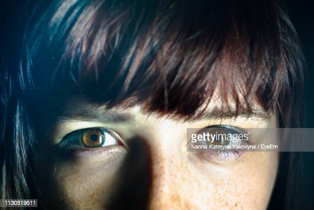 close-up portrait of young woman - adults only stock pictures, royalty-free photos & images