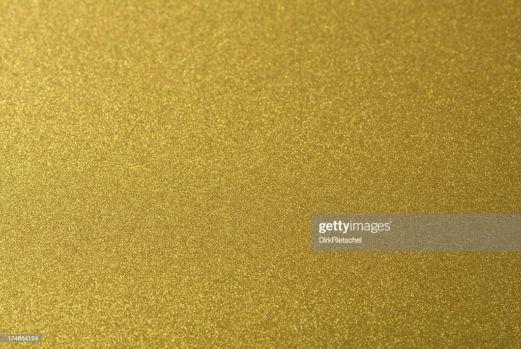 Closeup shot of abstract golden background. : Stock Photo