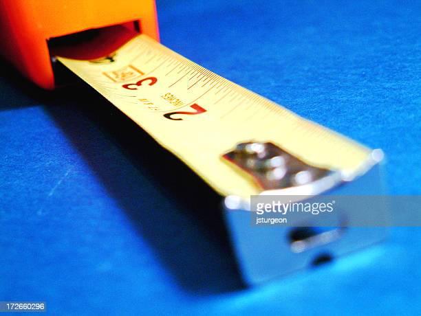 Close-up Tape Measure