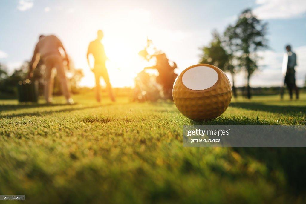 競技ゴルフ入門者にとって嬉しい競技会