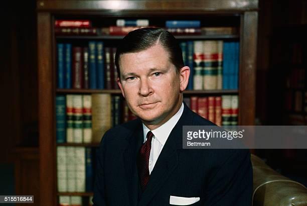 Closeups of John G Tower US Senator
