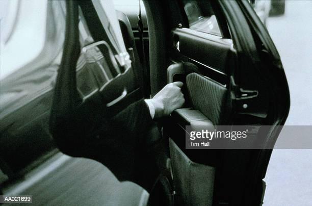 Closing a Car Door