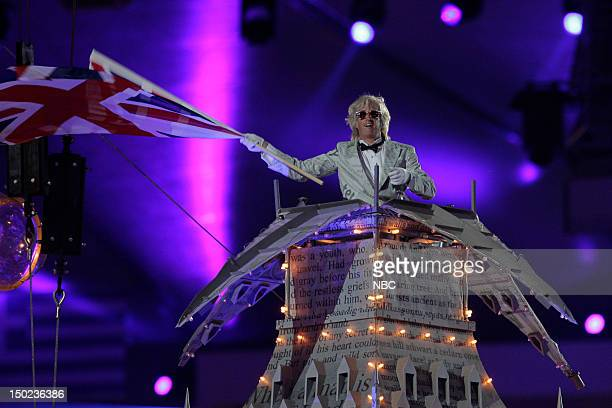 """Closing Ceremony -- Pictured: """"A Symphony of British Music"""" during the Closing Ceremony of the 2012 Summer Olympic Games in London, England on August..."""