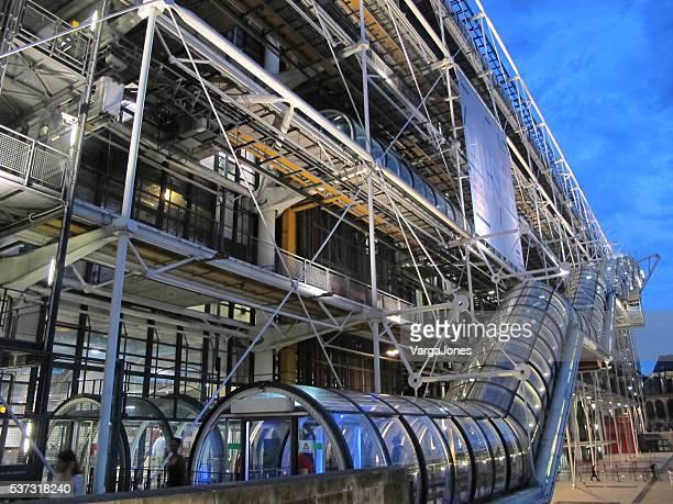 Temps de clôture au Centre Pompidou