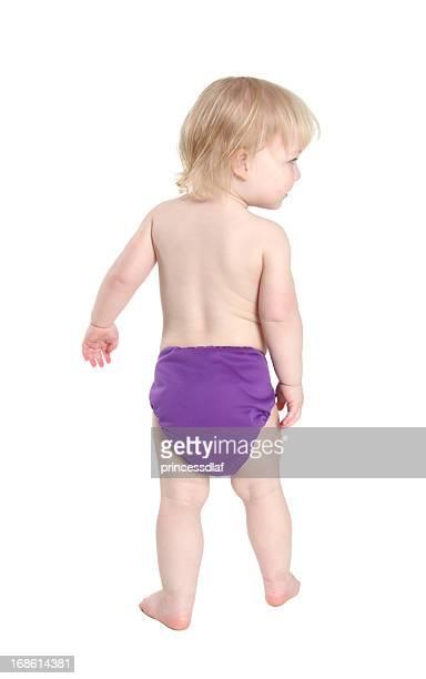 Tissu Diapered pour-jeunes-enfants