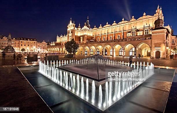 Cloth Hall, Cracow, Poland