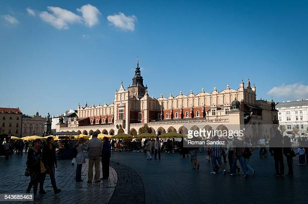 Cloth Hall in Cracow