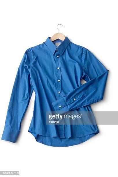 Clothes: Blouse Blue