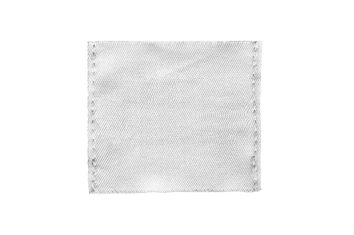 Clothes label isolated 1091205370