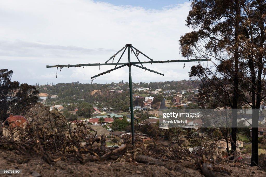 Tathra Recovers Following Devastating Bushfire