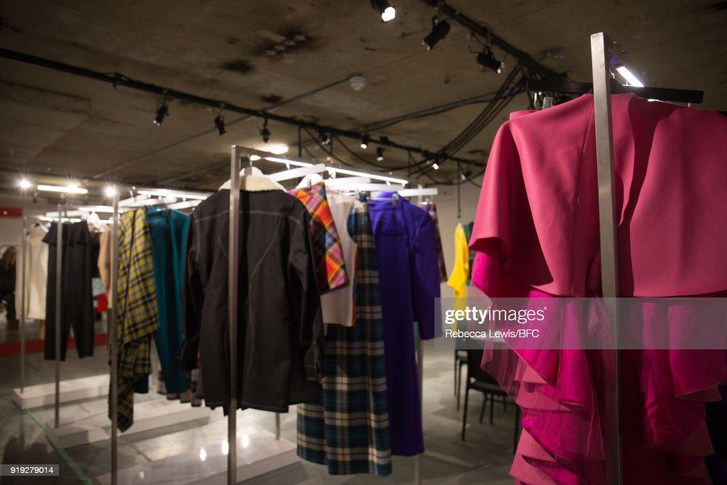 NEWGEN pop-up showroom: Marta Jakubowski - LFW February 2018