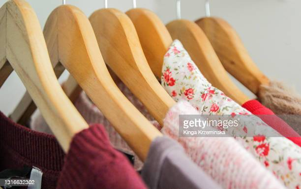 clothes - red stock pictures, royalty-free photos & images