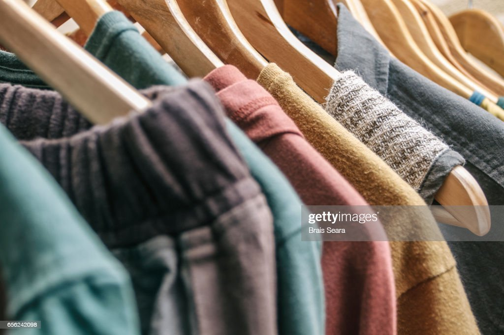 clothes : Stock Photo