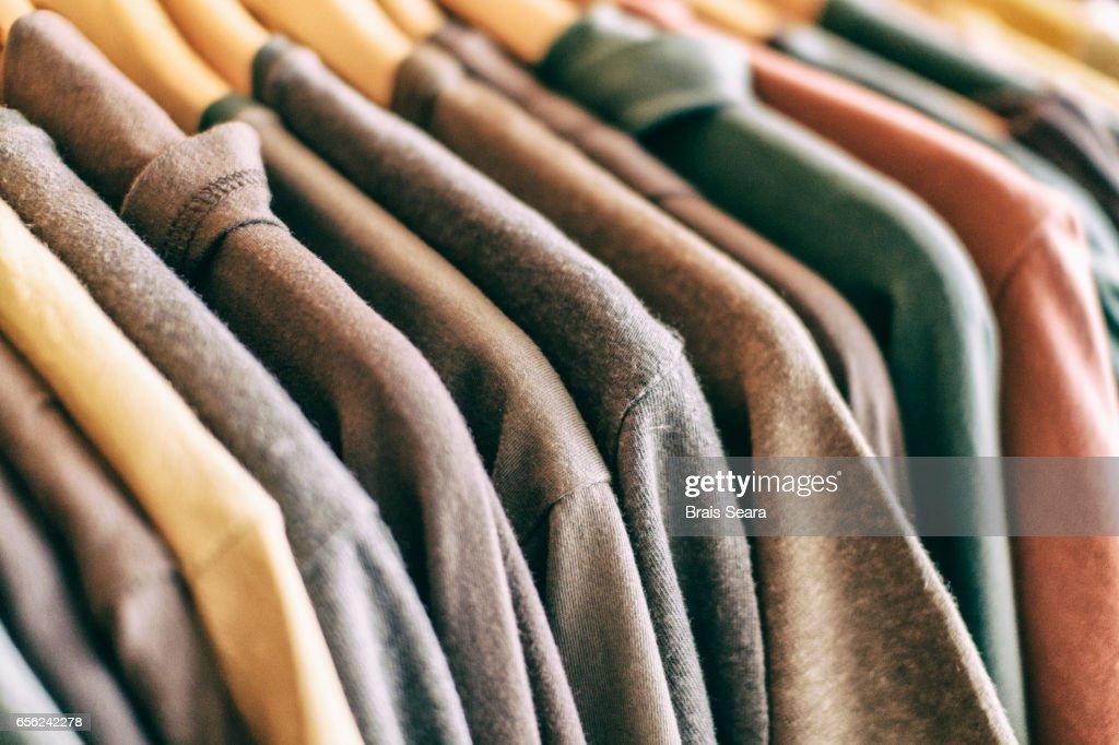 clothes : Stockfoto