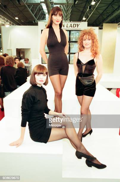 Clothes Show Live, NEC, Birmingham, 6th December 1990.