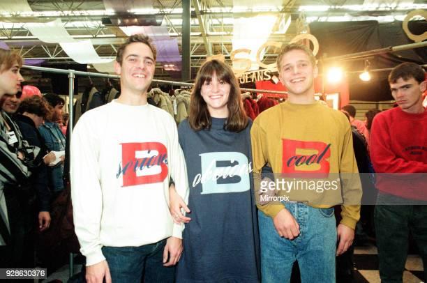 Clothes Show Live, NEC, Birmingham, 7th December 1991.