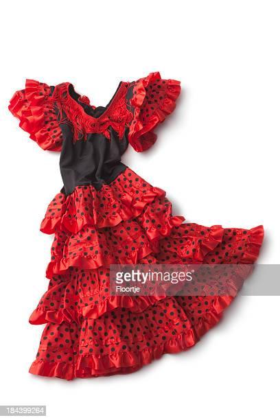 Clothes: Spanish Dress