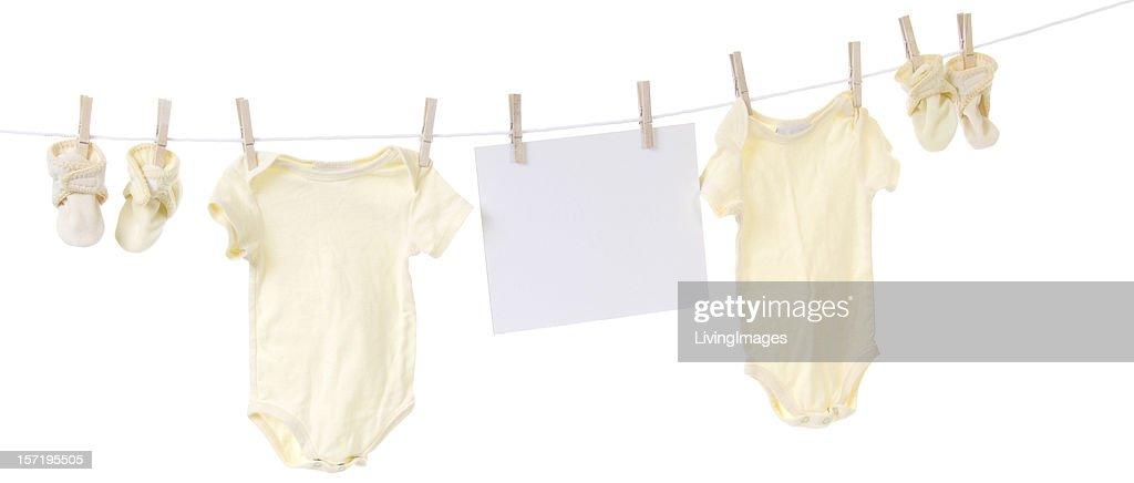 Clothesline : Stock Photo