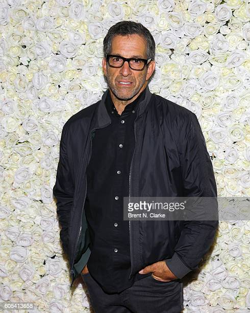 Clothing designer Kenneth Cole attends the 3rd Annual The Elements on 5th Ave Fashion Show held at Pier 59 on September 13 2016 in New York City