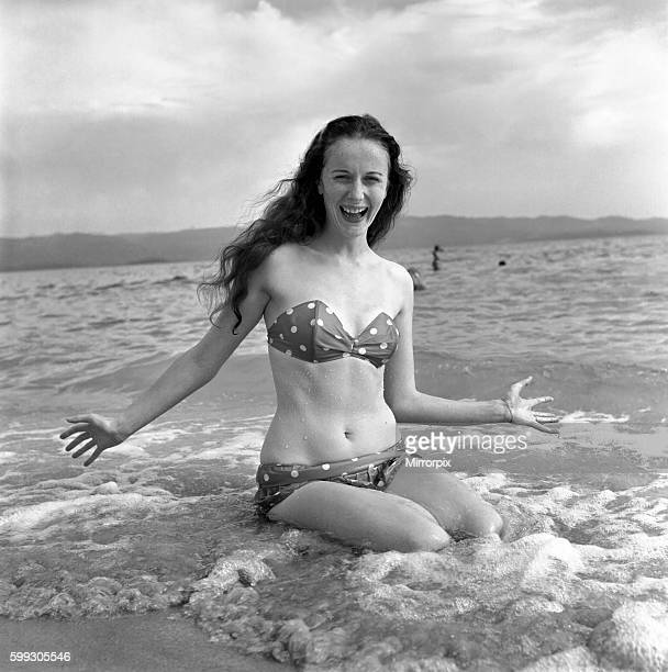 Vintage Bathing Beauties Stock Photos And Pictures