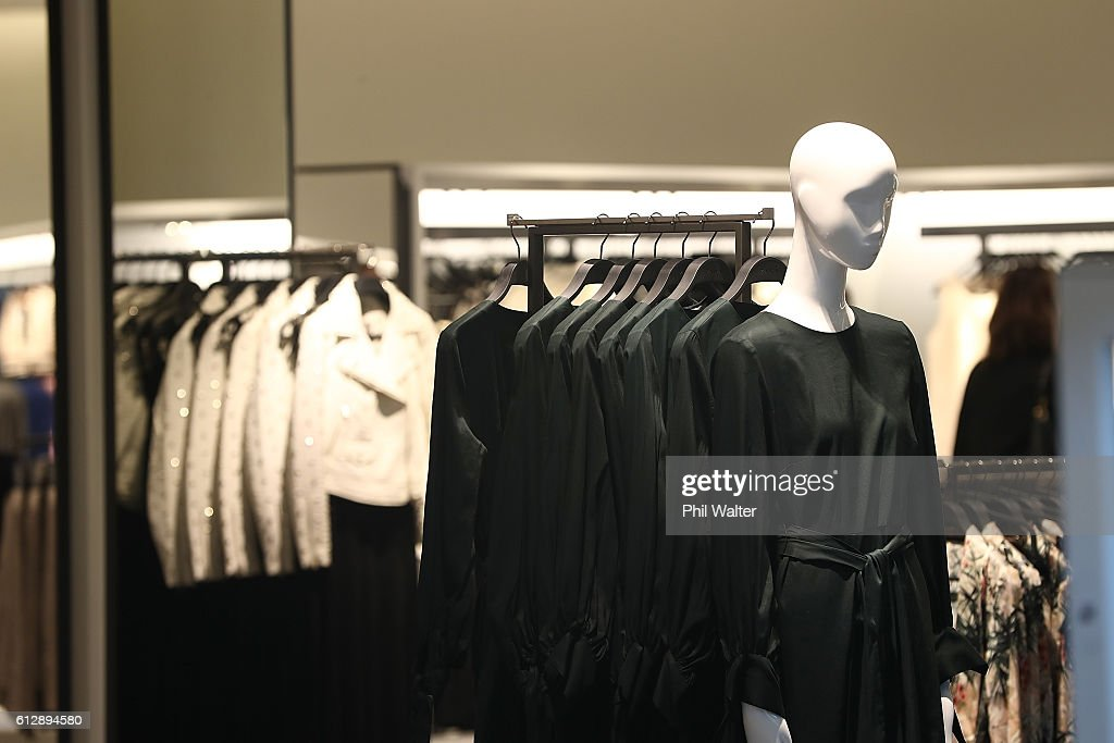 New Zealand's First Zara Store Opens In Auckland : News Photo