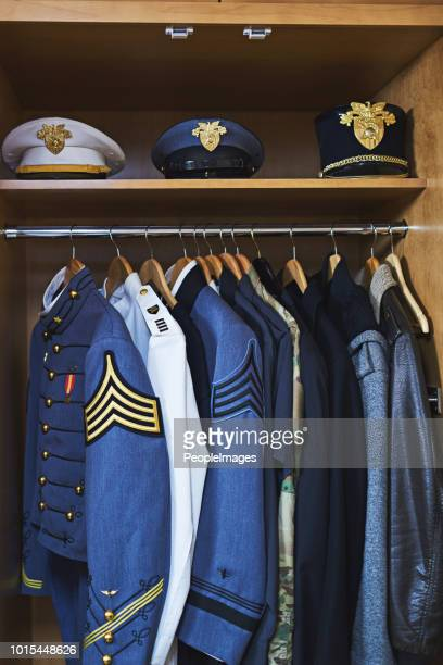 clothing made for combat - us military emblems stock pictures, royalty-free photos & images
