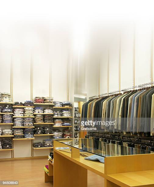 clothing sales point men - men fashion stock photos and pictures