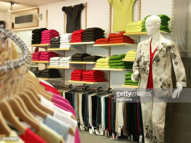 Clothing sales point women