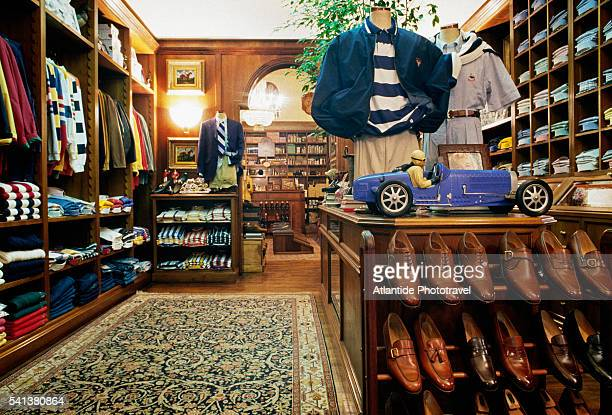 clothing store - menswear stock pictures, royalty-free photos & images