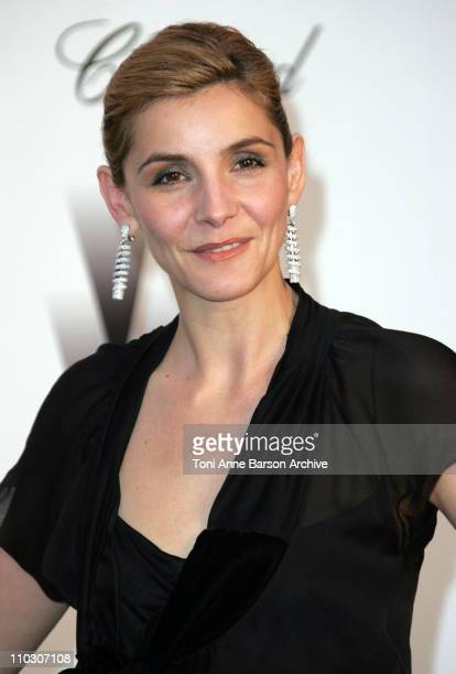 Clotilde Courau at amfAR's Cinema Against AIDS event, presented by Bold Films, the M*A*C AIDS Fund and The Weinstein Company to benefit amfAR