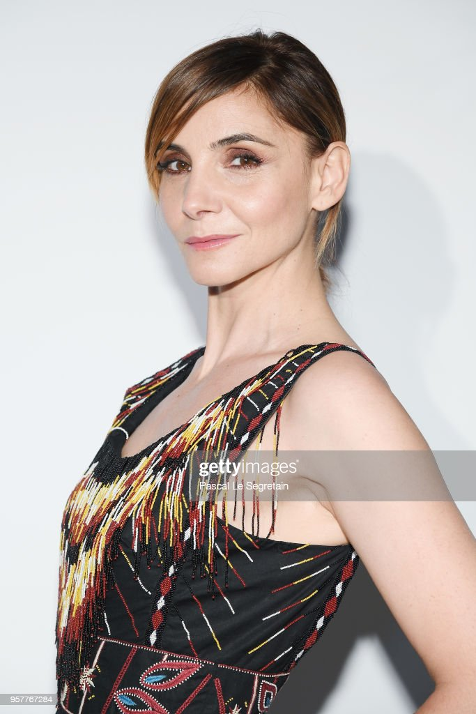 Clotilde Courau attends a Dior dinner during the 71st annual Cannes Film Festival at JW Marriott on May 12, 2018 in Cannes, France.