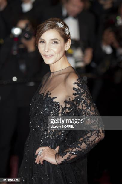 Clotilde Courau attends Electrolux at Opening Night of The 66th Annual Cannes Film Festival at the Theatre Lumiere on May 15 2013 in Cannes France