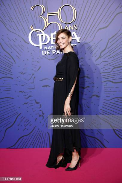 Clotilde Courau attends the 350th Anniversary Gala : Photocall At Opera Garnieron May 08, 2019 in Paris, France.