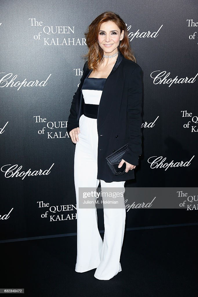 Chopard Presents The Garden Of Kalahari : News Photo
