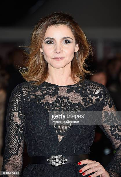 Clotilde Courau attends the NRJ Music Awards at Palais des Festivals on December 13 2014 in Cannes France