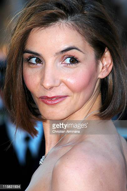 Clotilde Courau during 2004 Cannes Film Festival The Ladykillers Premiere at Palais Du Festival in Cannes France