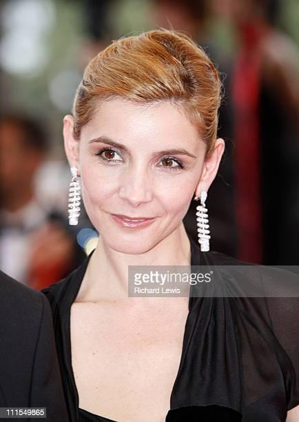 "Clotilde Courau during 2007 Cannes Film Festival - ""Auf der Anderen Seite"" Premiere at Palais des Festival in Cannes, France."