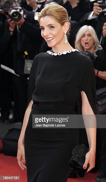 Clotilde Courau during 2007 Cannes Film Festival 'Chacun Son Cinema' All Directors Premiere at Palais des Festival in Cannes France