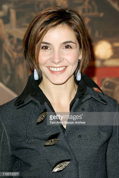 """Clotilde Courau during """"Un Long Dimanche de Fiancailles"""" Paris - Premiere at Gaumont Marignan Theater in Paris, France."""
