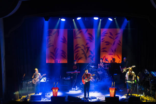 GBR: Goat Girl Perform At Islington Assembly Hall