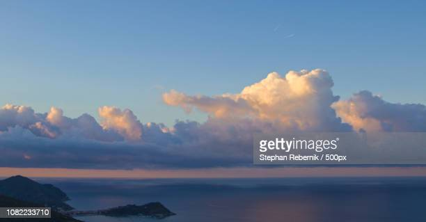 cloud atlas / liguria, italy (2013) - stephan rebernik stock-fotos und bilder