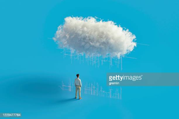 cloud computing concept - cloud computing stock pictures, royalty-free photos & images