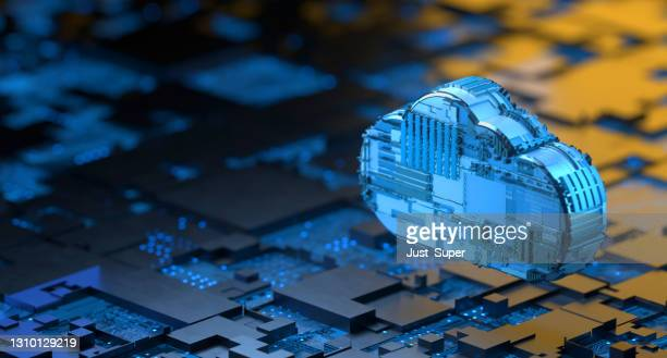 cloud computing, data center, server rack, connection in neural network, technology - computer software stock pictures, royalty-free photos & images