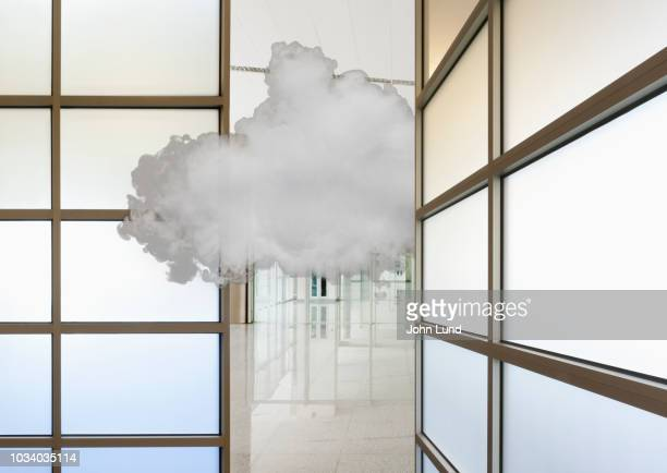 Cloud Computing In A Business Office