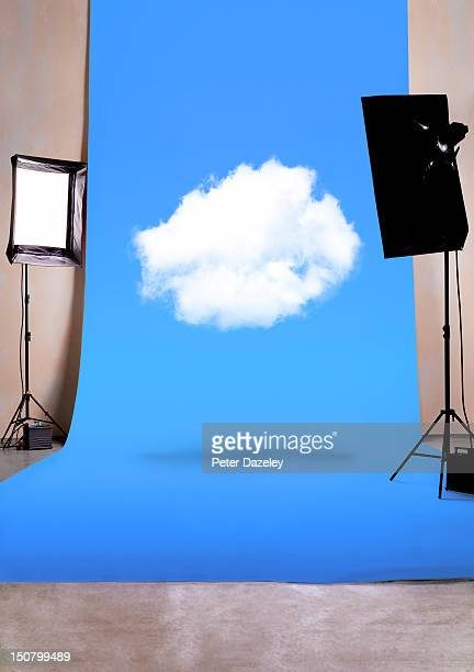 Cloud computing in studio