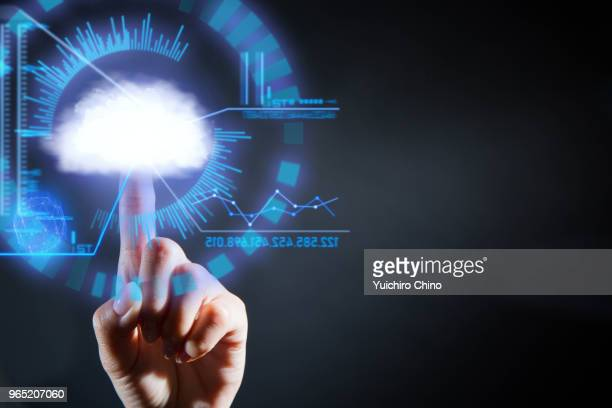 cloud computing - big data storage stock pictures, royalty-free photos & images