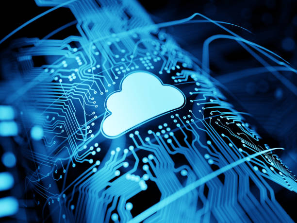 Cloud Computing - Fine Art prints
