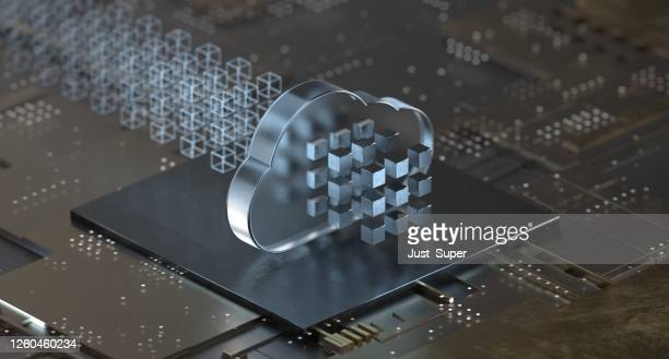 cloud computing technology - cloud computing stock pictures, royalty-free photos & images